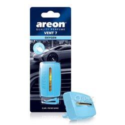 "Ароматизатор воздуха  AREON QUALITY PERFUME VENT 7 ""Oxygen"", 4,5 мл."