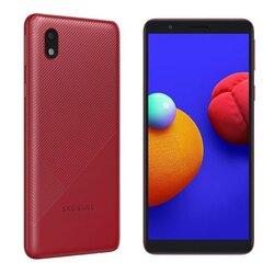 Смартфон Samsung Galaxy A01 Core 1+16 GB RED