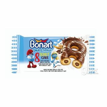 """""""Bonart"""" кекс с какао и шоколадным соусом, 45 гр"""