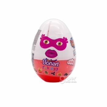 """""""Bonart"""" большое яйцо с сюрпризом, 6,7 г."""