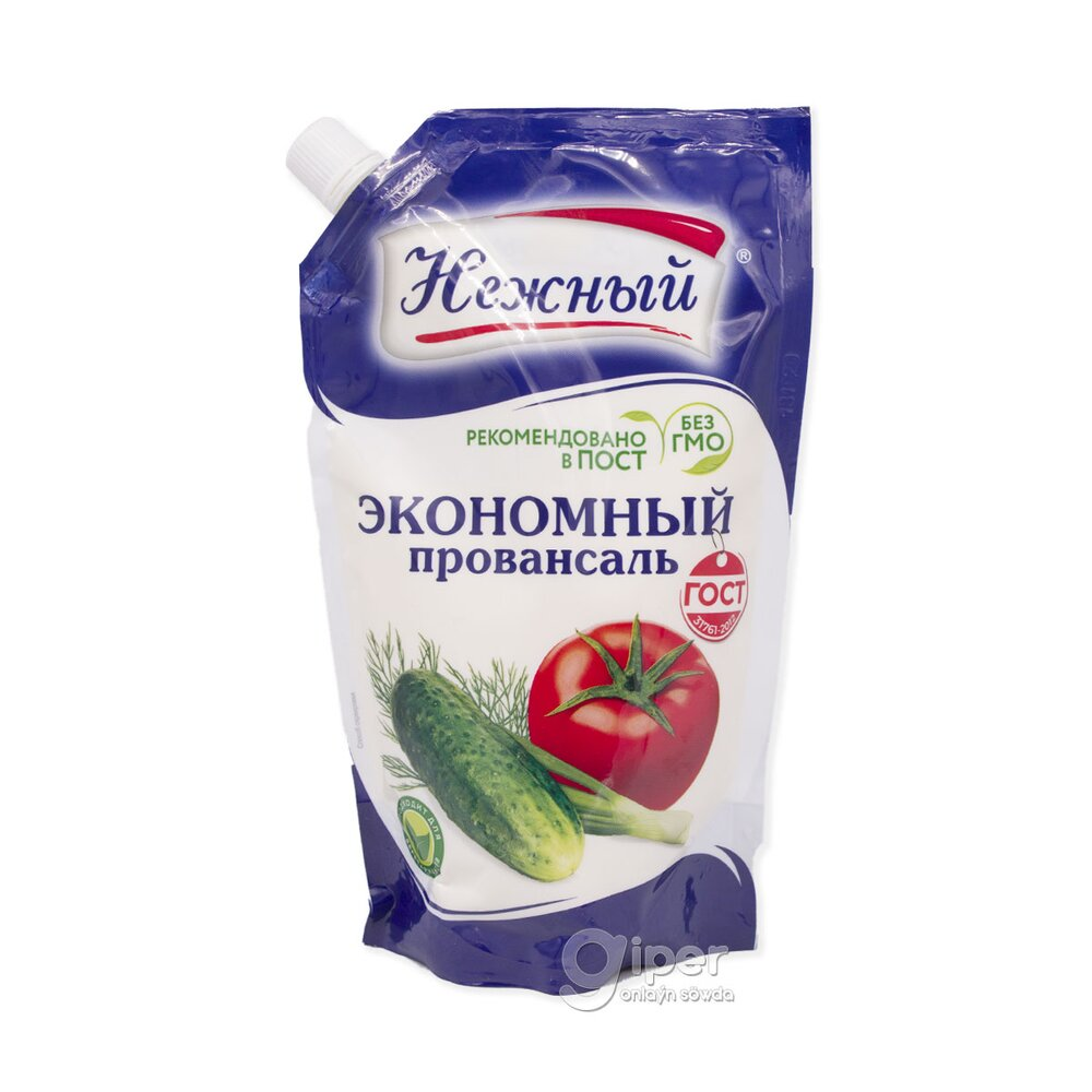 "Майонез ""Нежный"" экономный провансаль, 400 мл"