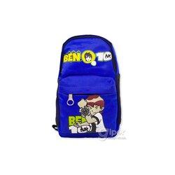 """Детский дошкольный рюкзак """"BEN 10""""  30x22x10 см, синий"""
