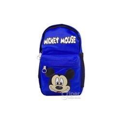 """Детский дошкольный рюкзак """"Mickey mouse""""  30x22x10 см, синий"""