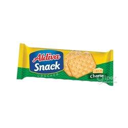 """Соленые сырные крекеры Aldiva """"Snack"""", 75 г"""