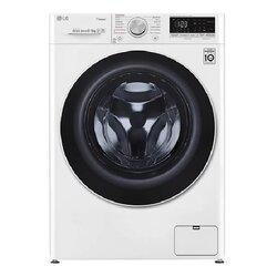 Стандартная стиральная машина с технологией AI DD и функцией сушки, 9/5кг. LG F4V5VGOW