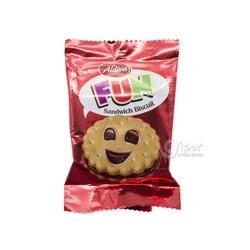 "Aldiva ""Fun"" печенье с какао, 18 гр"