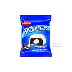"""Aldiva """"Porleo"""" кекс покрытый кокосом с шоколадным вкусом, 35 гр"""