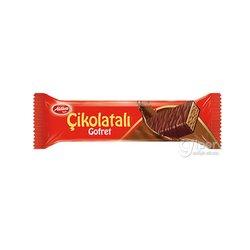 "Aldiva ""Çikolatali"" шоколадные вафли, 30 гр"