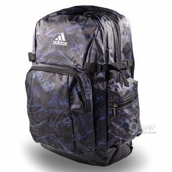 Рюкзак Adidas - Черный/синий