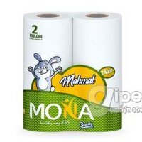 Mona Mahmal кухонные салфетки, 3 слоя. 2 рулона