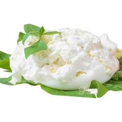 Мягкий сыр Страчателла (развесной) 200 г