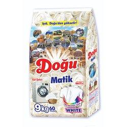 """Стиральный порошок Dogu """"Gül Şehri"""" для белых,  9 кг"""