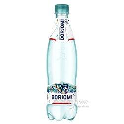 Минеральная вода Borjomi газированная, 0.75 л