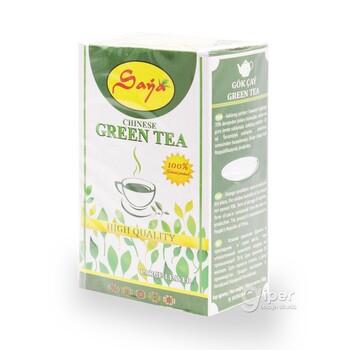 Зеленый чай Saýa, с крупными листьями, 100 г
