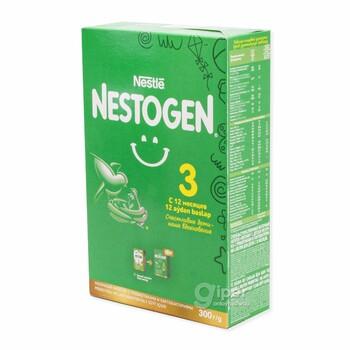 Смесь Nestogen (Nestlé) 3, с 12 месяцев, 300 г
