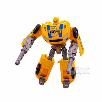 Трансформер робот+машина EXPLORE GAME, 13 см