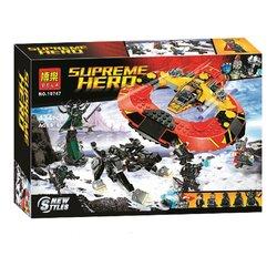 Конструктор Supreme Hero Тор: Рагнарёк (10747) 434 элементов