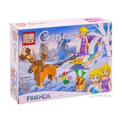 """Конструктор """"Friends Castle"""" 72 элементов, 67022"""