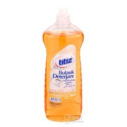 Средство для мытья посуды Titiz апельсин душистый, 750 мл