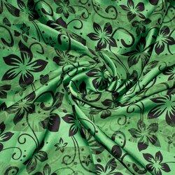 Ткань шифон атлас (Дубай), 2.20 см