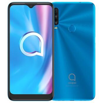 Смартфон Alcatel 1SE light 4087U, blue 2/32 ГБ