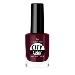Лак для ногтей Golden Rose City Color №51, 10.2 мл