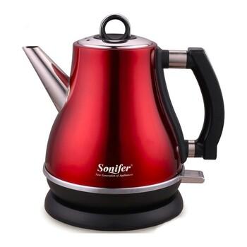Электрочайник Sonifer SF-2028 (красный)