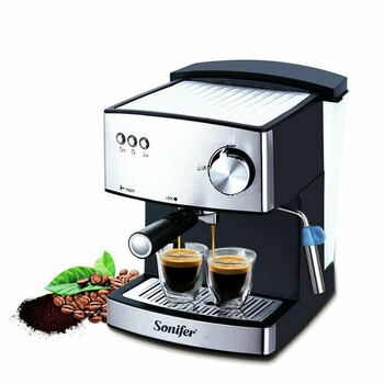 Кофеварка рожковая Sonifer SF-3528