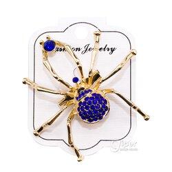 Брошь бижутерия в виде паука, b68 (KMA)