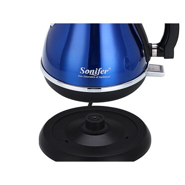 Электрочайник Sonifer SF-2028 (синий)
