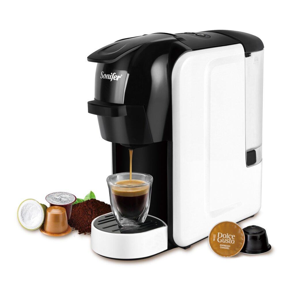 Sonifer многофункциональная, капсульная кофемашина SF-3539