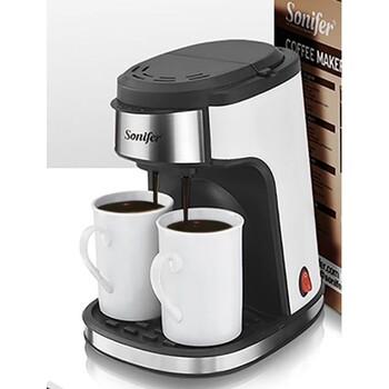 Кофеварка электрическая Sonifer SF-3540