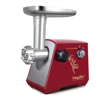 Мясорубка Sonifer SF-5002 (красная)
