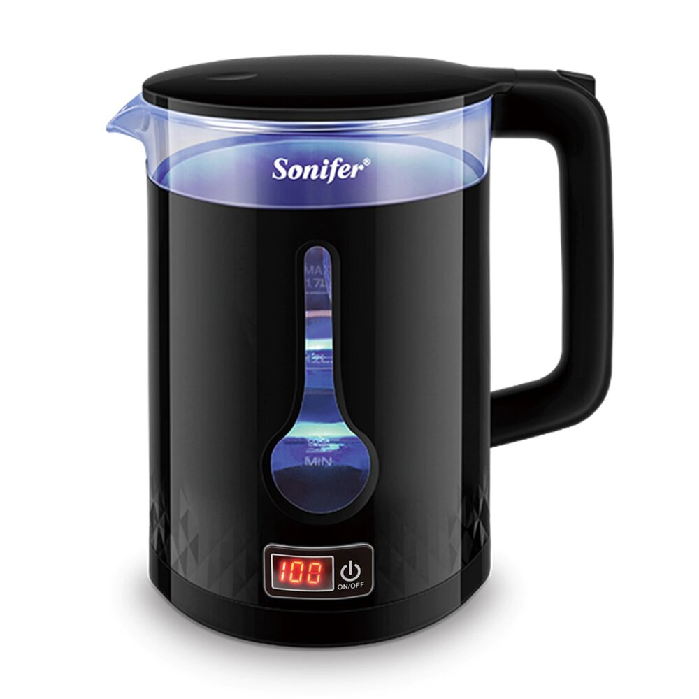 Электрочайник с контролем температуры Sonifer SF-2062