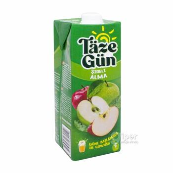 """Täze Gün"" сок яблочный, 1 л"