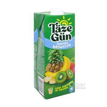 """""""Täze Gün"""" сок тропических фруктов, 1 л"""
