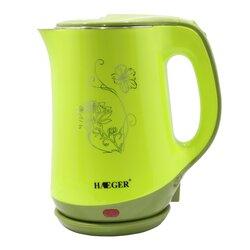 Электрический чайник Haeger HG-7852, (зеленый)