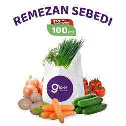 Овощная корзина Рамадан