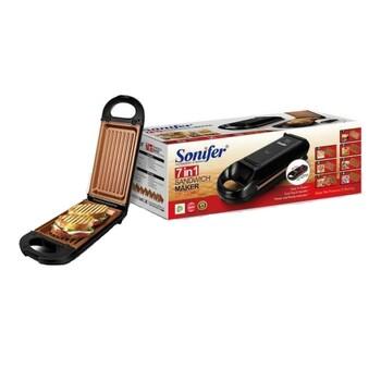 Sonifer SF-6093 Сэндвичница 7в1