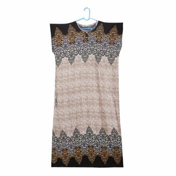 Платье для дома с поясом (M)