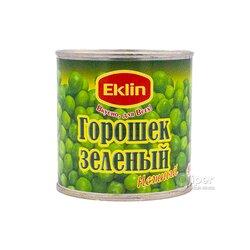 Горошек зеленый Eklin Нежный, 400 г