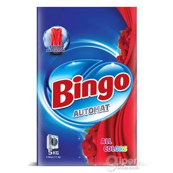 """Стиральный порошок Bingo автомат """"All Colors"""" 5 кг"""