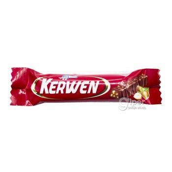 """Батончик BARS """"Kerwen"""" с фундуком, 18 г"""