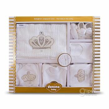 Набор одежды для новорожденного на выписку Dodino baby 0-4 мес. 11 предмет