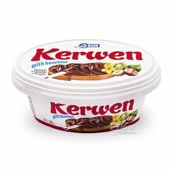"""Шоколадная паста с лесным орехом """"Kerwen"""" от Bars, 250 гр"""