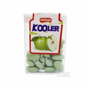 """Драже Mertsan """"Kooler"""" со вкусом яблока, 10 г"""
