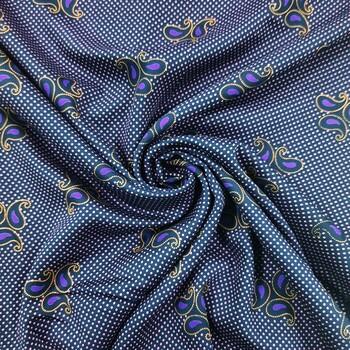 Ткань штапель плотный 222 (Дубай), 2.20 см
