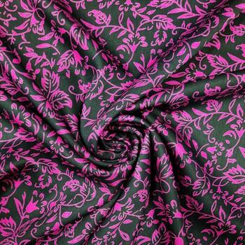 Ткань штапель плотный 236 (Дубай), 2.20 см