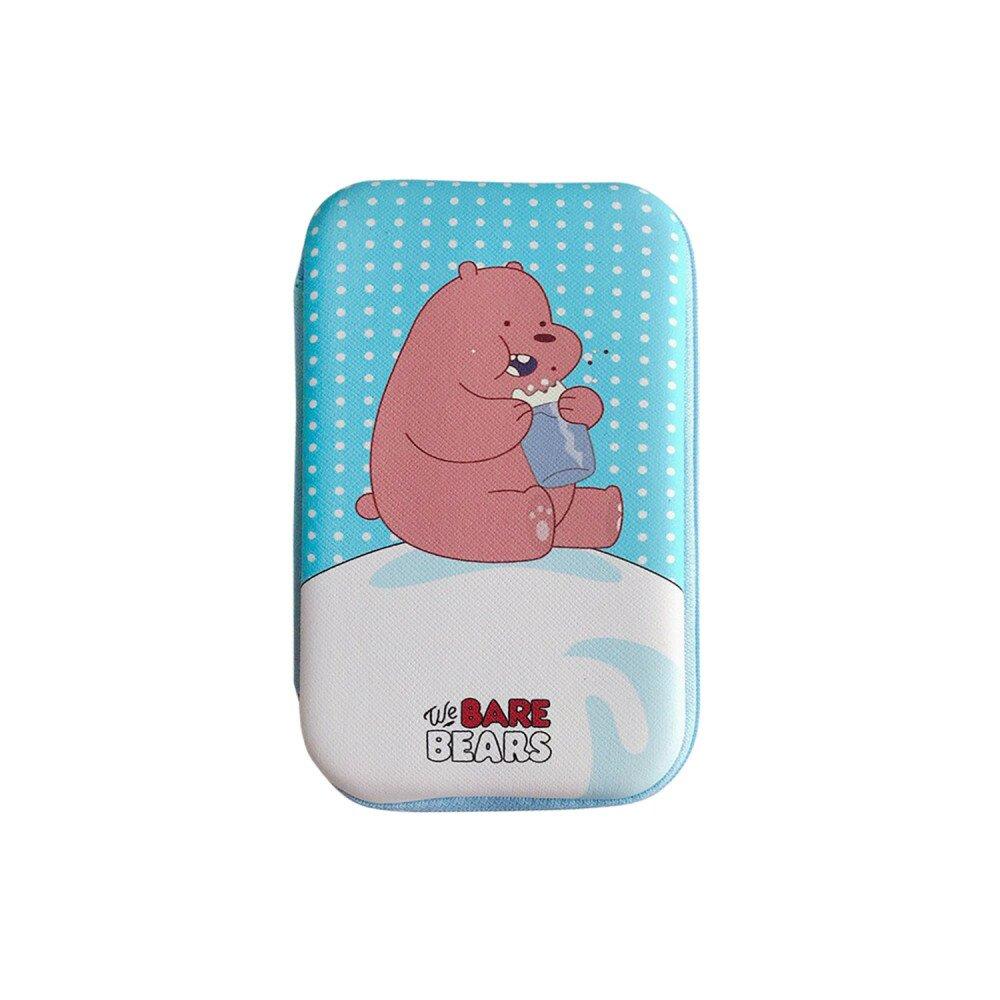 Чехол для ЖД We Bare Bears with Honey