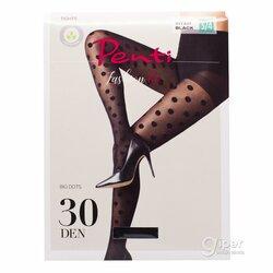 "Колготки ""Penti"" Fashion Co, 30 den, black, размер L/XL, 1610"